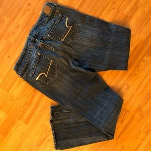 American eagle jeans, artist style size 12